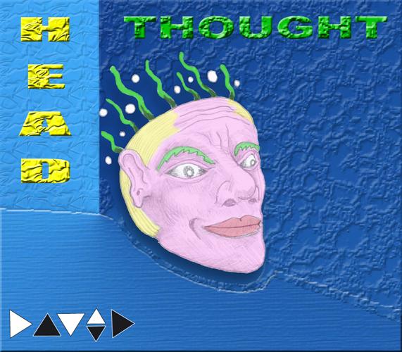 2D Digital Art - Tetepensee