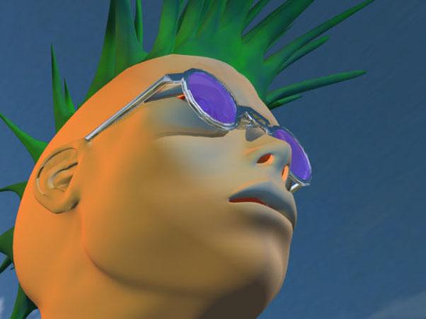3D Images - Punka