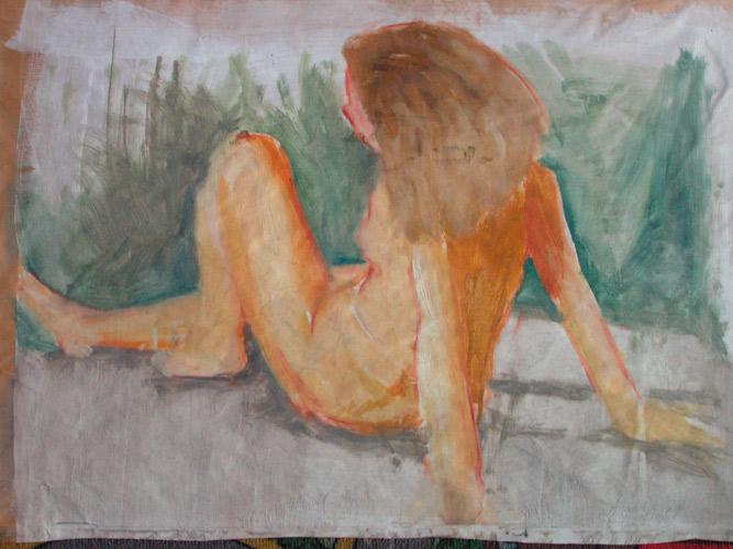 Nudes - Nuhuile