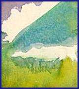Painting – Aqua 3
