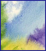 Painting – Aqua 4