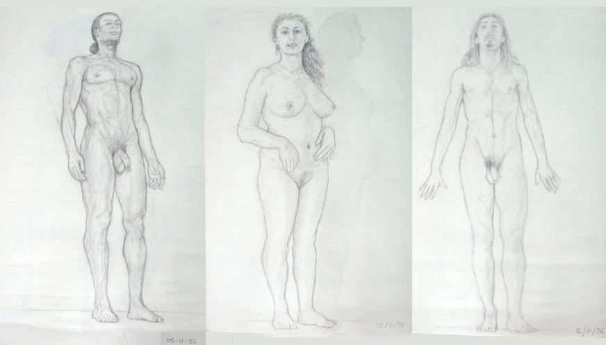 Nudes - Modalevivant